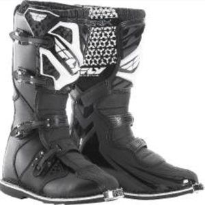 Fly racing boots, men's, sz 8